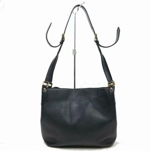 Louis Vuitton Black Epi Noir Mandara Hobo 870732